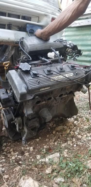 Toyota 7A Engine