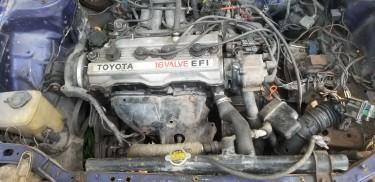 Toyota 5A Engine