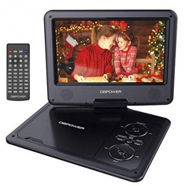 TopStar Portable DVD Player