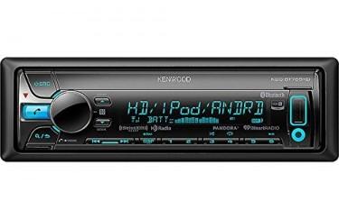 Kenwood Car Cd/usb/mp3/Bluetooth Radio