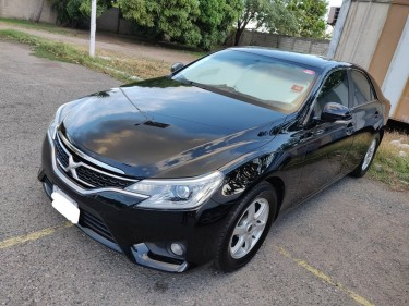 2014 Toyota Mark X