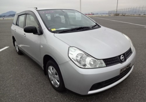 2012 Nissan Wingroad Newly Imported