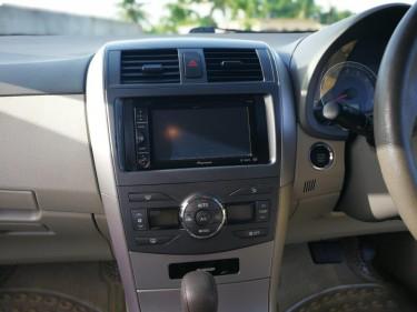 2011 Toyota Axio 1.5L