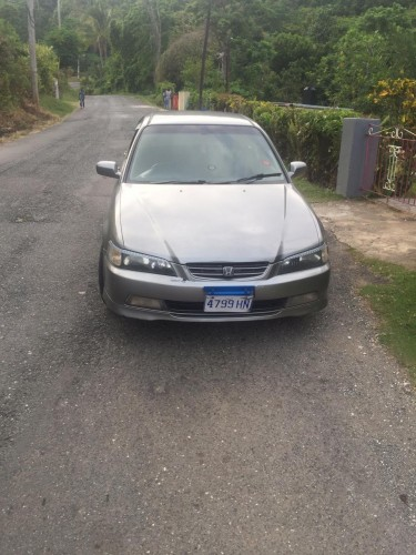 1998 Honda Accord Original