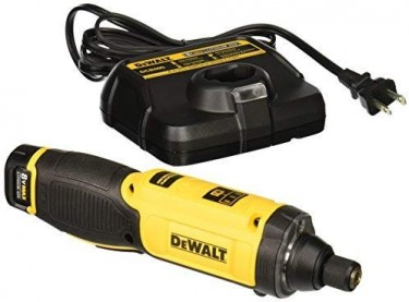 DeWalt Battery Power Screwdriver