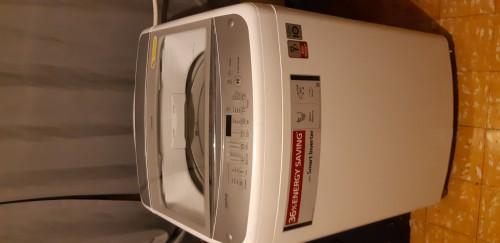 LG 16kg Top Loader Ad Inverter Washer