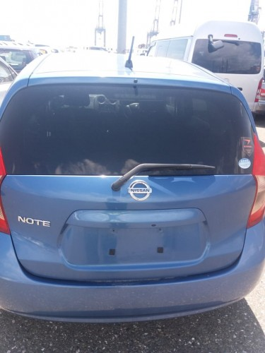 2016 Nissan Note Fully Loaded
