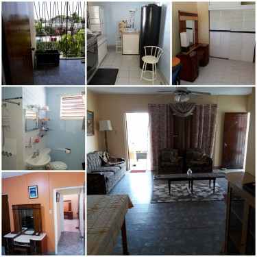 2 Bedroom 1 Bathroom Upstairs Apartment