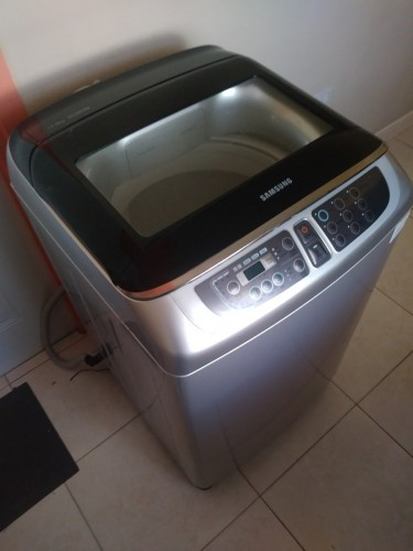 Refridgerator And Washing Machine