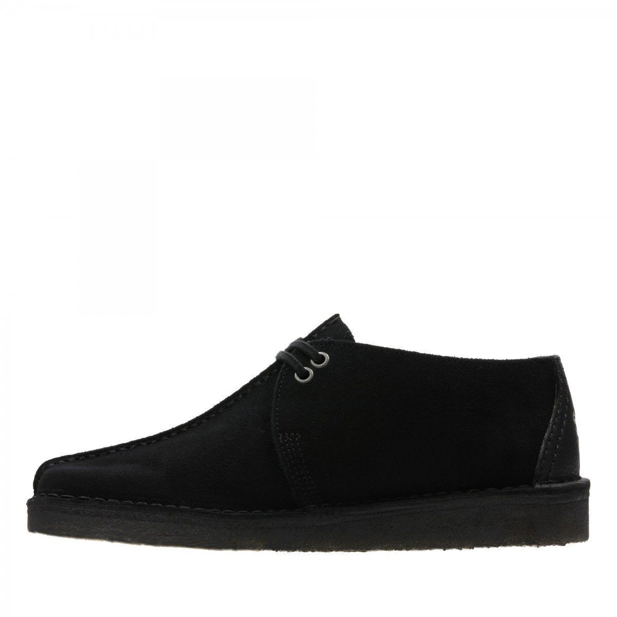 Bank Robber Clarks Black Suede for sale in Ships From Usa