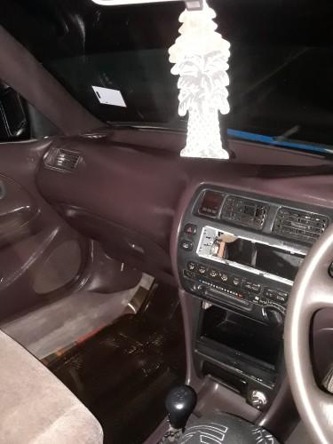 1995 Toyota Corolla Police Shape
