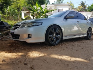 2006 Honda Accord Cl7