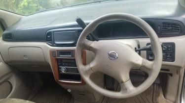 Nissan Priarie