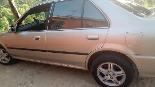 Honda City 01