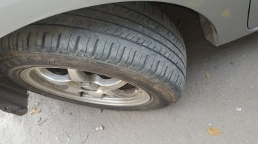 Set Of 15 Inch Rims And Tyres