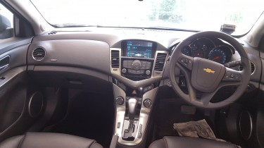 2014 Chevrolet CRUZE TURBO