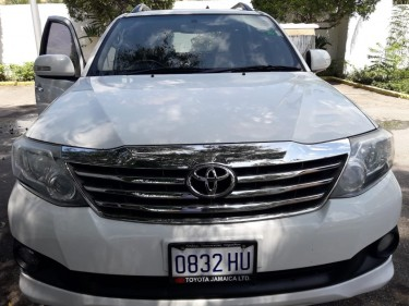 2014 Toyota Fortuner Immaculate Condition