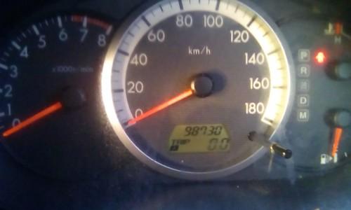 07 Mazda Premacy For Sale