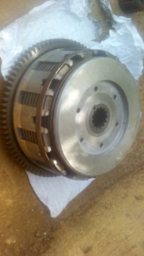 1999-2003 Yamaha R6 Clutch Basket