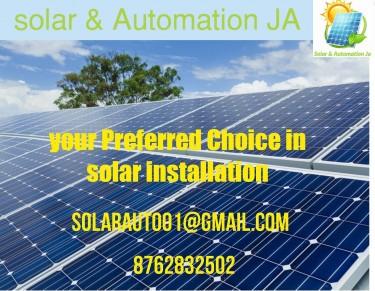 Preferred Choice For Solar Installation