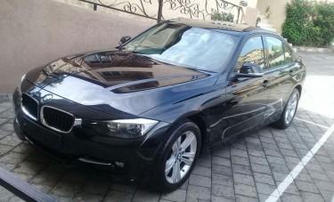 2015 BMW 3series