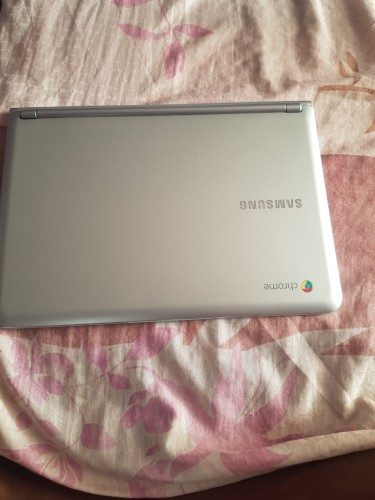Samsung Chrome Notebook