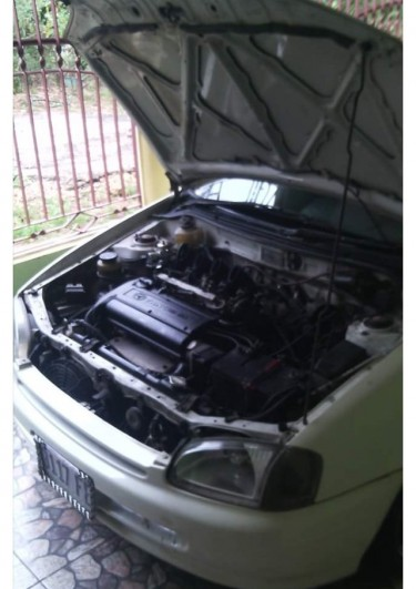 4age20v With Lsd Gearbox Complete