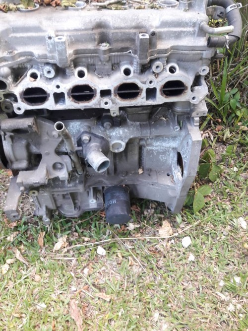Tiida Bottom Half Engine HR15
