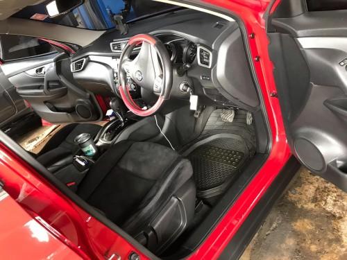 2015 Nissan Xtrail