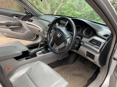 2008 Honda Accord V6