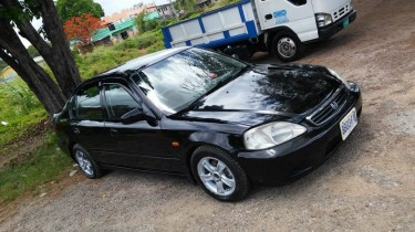 2000 Honda Civic