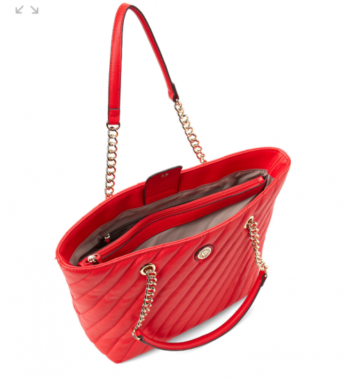Anne Klein Red Tote