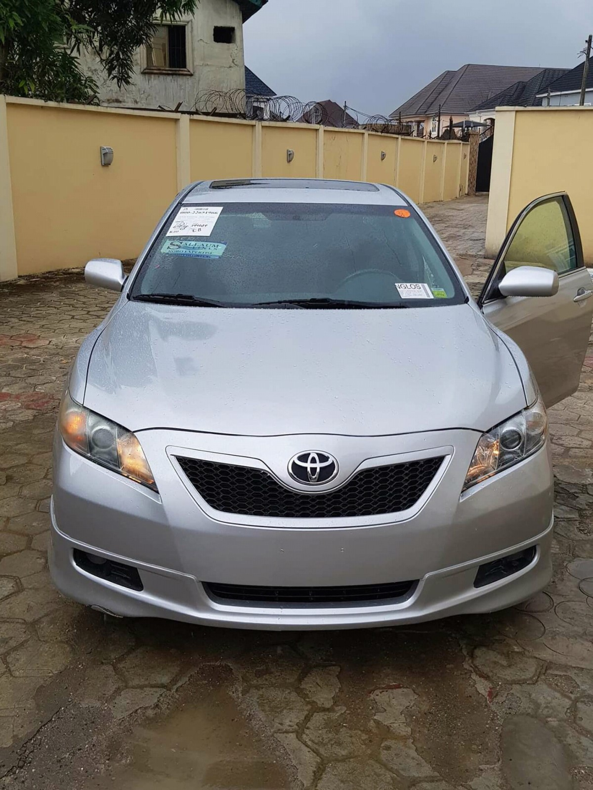 camry toyota se cars unbeatable boasts private jamaicaclassifiedonline