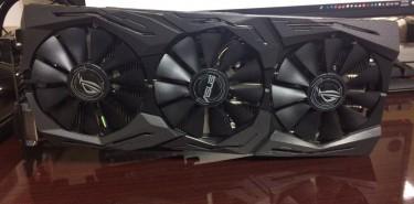 ASUS STRIX Nvidia Geforce GTX 1080