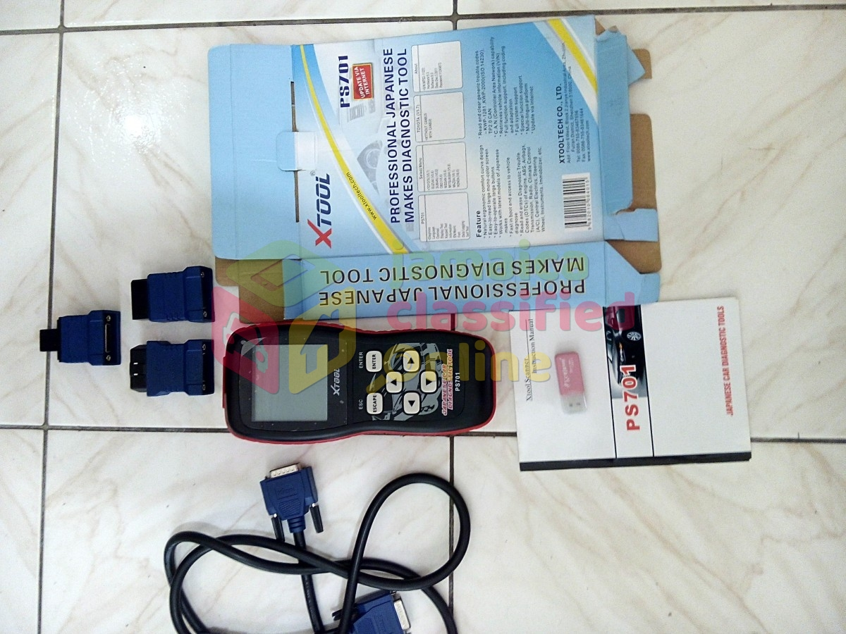 OBD2 Scanner Diagnostic Tool For Japanese Cars for sale in