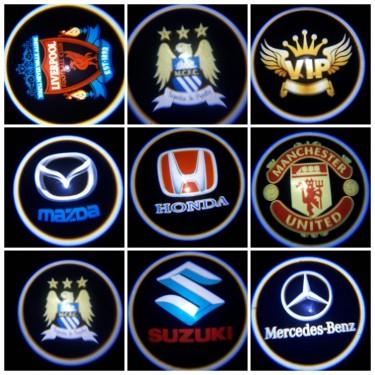 Car Logo Lights
