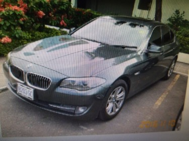 2012 BMW 528 I Cars Montego Bay