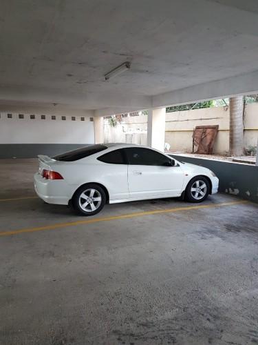 2004 Honda Integra White