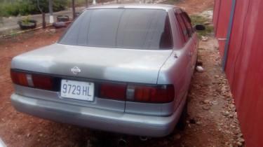 1992 Nissan B13