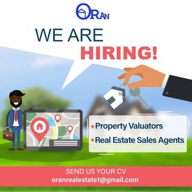 Real Estate Sales Agents And Property Valuators