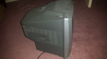 2 Big Back TV's For Repair/Parts