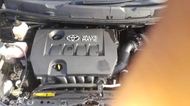 2011 Toyota Isis