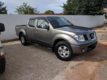 2013 Nissan Navara Limited Edition