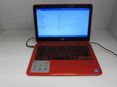 Dell Inspiron 11 3000 Red Need New Hard Drive