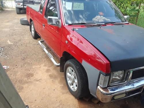 1991 Nissan  Van