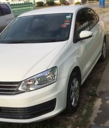 2017 Volkswagen Polo – $2,100,000