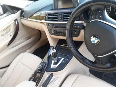 2013 BMW 320i – $3,500,000 Negotiable