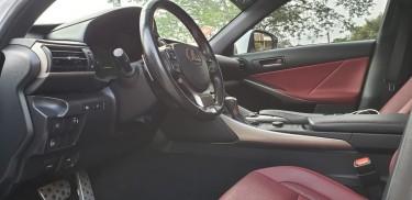 2017 Lexus IS Turbo F SPORT- MIGRATION SALE