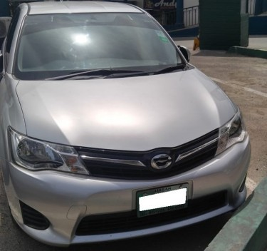 2013 Toyota Fielder – $1,820,000 Negotiable