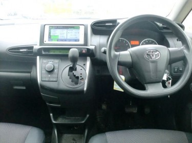 2012 Toyota Wish – $2,100,000 Negotiable